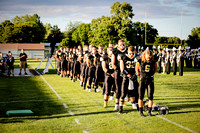 Corunna vs Swartz Creek 2016 (Senior Night)