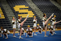 Owosso Competitive Cheer Invitational 2017
